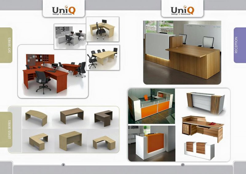 Working Environment And Company Culture UniQ Design Furniture