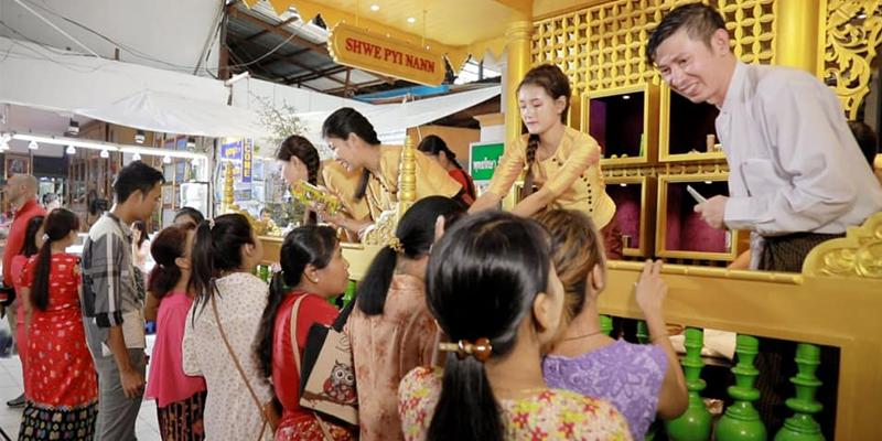 Job vacancies | Shwe Pyi Nann Co , Ltd